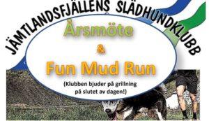 Årsmöte & Fun Mud Run